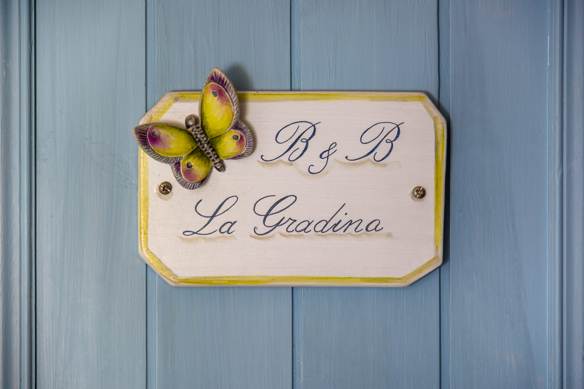 La gradina - Bed and breakfast